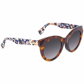 Fendi FF 0203/F/S 8MV51EU Chromia Ladies  Sunglasses
