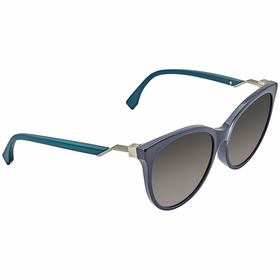 Fendi FF 0209/F/S 4BE -57  Ladies  Sunglasses