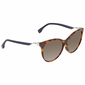 Fendi FF 0209/F/S IPR/FQ -57 FF0209 Ladies  Sunglasses