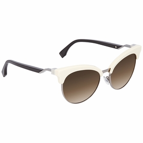 Fendi FF 0229/S VK6/81 -55 Cube Ladies  Sunglasses