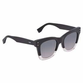 Fendi FF 0237/S 3H2/JP -49 Color Block Ladies  Sunglasses