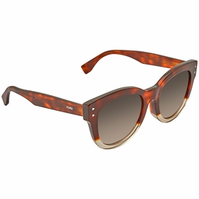 Fendi FF 0239/F/S 0T4/M2 -52 Color Block Ladies  Sunglasses