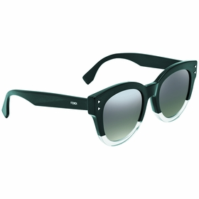 Fendi FF 0239/S 1ED/EZ -50 Color Block Ladies  Sunglasses