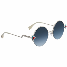 Fendi FF 0243/F/S SCB55NE Rainbow Ladies  Sunglasses