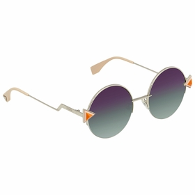 Fendi FF 0243/F/S VGV 55 Rainbow Ladies  Sunglasses
