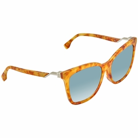 Fendi FF 0244/F/S 086/08 -56 FF0244FS Ladies  Sunglasses
