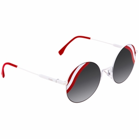 Fendi FF 0248/S VK6/9O -53 Waves Ladies  Sunglasses
