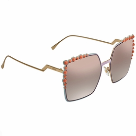 Fendi FF 0259/S 35J60NQ Can Eye Ladies  Sunglasses