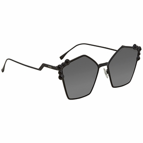 Fendi FF 0261/S 2O5/9O 57 Can Eye   Sunglasses
