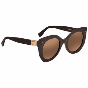 Fendi FF 0265/S 09Q/LC -52 Peekaboo Ladies  Sunglasses