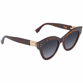 Fendi FF 0266/S 086/9O 52 Peekaboo Ladies  Sunglasses