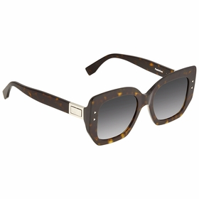 Fendi FF 0267/S 086/9O -51 Peekaboo Ladies  Sunglasses