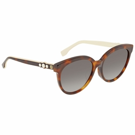 Fendi FF 0268/F/S 086/FQ -57 Fun Fair Ladies  Sunglasses