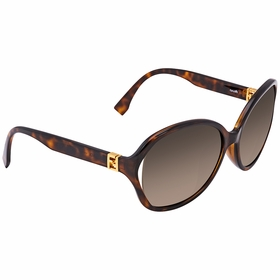 Fendi FF0032/F/S 0EDJ 60  Ladies  Sunglasses