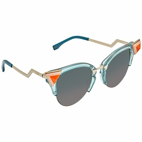 Fendi FF0041/N/S 0BR0 52  Ladies  Sunglasses