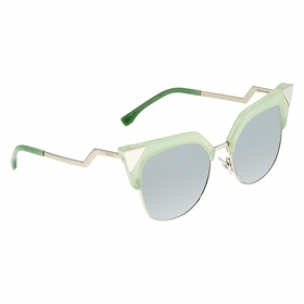 Fendi FF0149S1EDQZ54 Iridia Ladies  Sunglasses