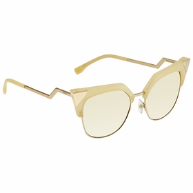 Fendi FF0149S40GUK54 Iridia Ladies  Sunglasses