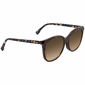 Fendi FF0172FS0TTO56 FF0172 Ladies  Sunglasses