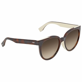 Fendi FF0184FSMIY55 Color Flash Ladies  Sunglasses