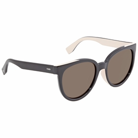 Fendi FF0184FSU6W55 Color Flash Ladies  Sunglasses