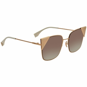 Fendi FF0191S 0000/FQ 55  Ladies  Sunglasses