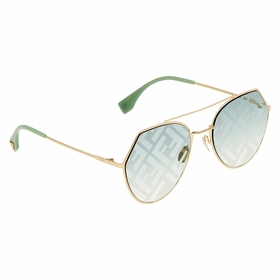 Fendi FF0194S6HO8255 Eyeline Ladies  Sunglasses