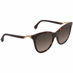 Fendi FF0200S008655 FF0200 Ladies  Sunglasses