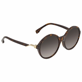 Fendi FF0207FS08656 FF0207 Ladies  Sunglasses