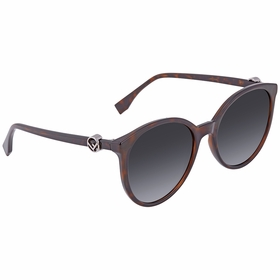 Fendi FF0288S008656 F is for Fendi Ladies  Sunglasses