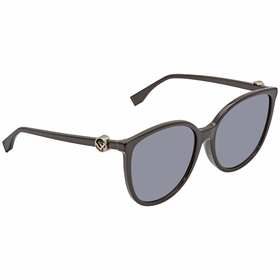 Fendi FF0310FS8079O58 F is Fendi Ladies  Sunglasses