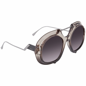 Fendi FF0316S0MNG55 Tropical Shine Ladies  Sunglasses