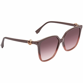 Fendi FF0318S8CQ3X57 F is Fendi Ladies  Sunglasses