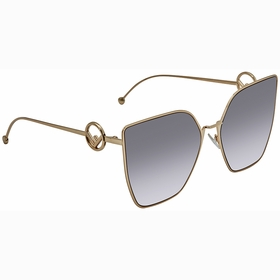 Fendi FF0323SFT3FQ63 F is Fendi Ladies  Sunglasses