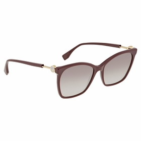Fendi FF0344S0T79O57 F is Fendi Ladies  Sunglasses