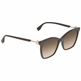 Fendi FF0344S807M257 F is Fendi Ladies  Sunglasses