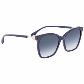 Fendi FF0344SPJPI457 F is Fendi Ladies  Sunglasses
