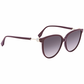 Fendi FF0345S0T79O59 F is Fendi Ladies  Sunglasses