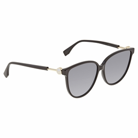 Fendi FF0345S807GB59 F is Fendi Ladies  Sunglasses