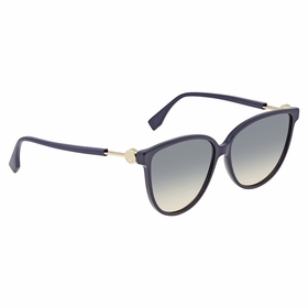 Fendi FF0345SPJPI459 F is Fendi Ladies  Sunglasses