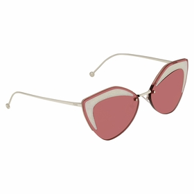 Fendi FF0355SC9A4S66 Glass Ladies  Sunglasses