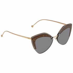 Fendi FF0355SKB7IR66 Glass Ladies  Sunglasses