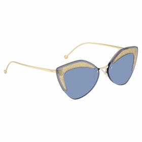 Fendi FF0355SZI9KU66 Glass Ladies  Sunglasses