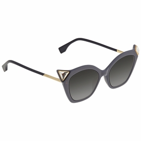 Fendi FF0357GS8079O52 Iridia Ladies  Sunglasses