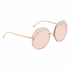 Fendi FF0358S01N563 Glass Ladies  Sunglasses