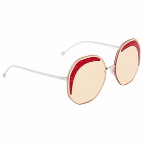 Fendi FF0358S040G63 Glass Ladies  Sunglasses