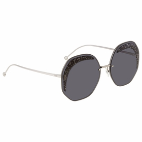 Fendi FF0358SKB7IR63 Glass Ladies  Sunglasses
