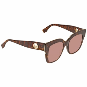 Fendi FF0359GSH7P4S51 F is Fendi Ladies  Sunglasses