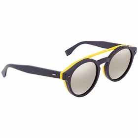 Fendi FFM0017FSKB7UE53 I See You Mens  Sunglasses