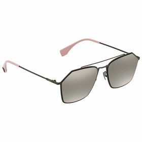 Fendi FFM0022S01ED56 Eyeline Mens  Sunglasses