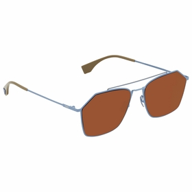 Fendi FFM0022SMVU56 Eyeline Mens  Sunglasses